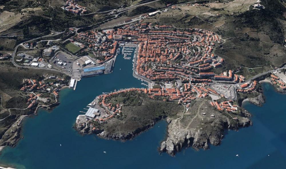 Port Vendres Le 3e Quai Autoris 233