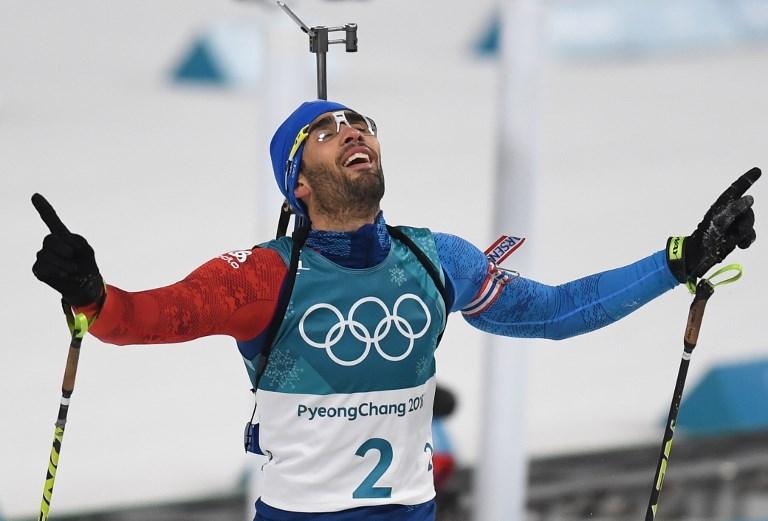 Martin Fourcade Quot On Ne M 233 Rite Pas Un Titre Olympique 231 A