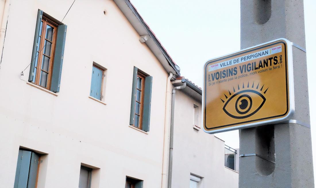 La Mairie De Perpignan Se D 233 Sengage De La Plateforme Quot Voisins Vigilants Quot